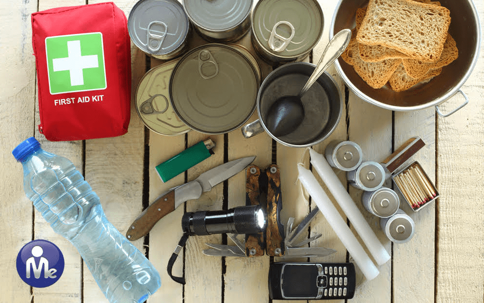 How to Organize Yourself and Your Family for a Natural Disaster