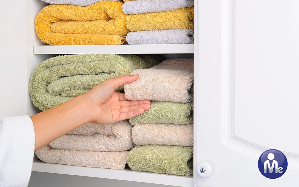My Space In Order: Linen Closet
