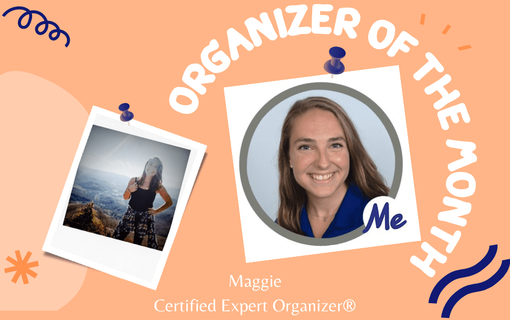 Organizer of the Month: Maggie