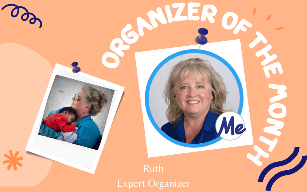 Organizer of the Month: Ruth